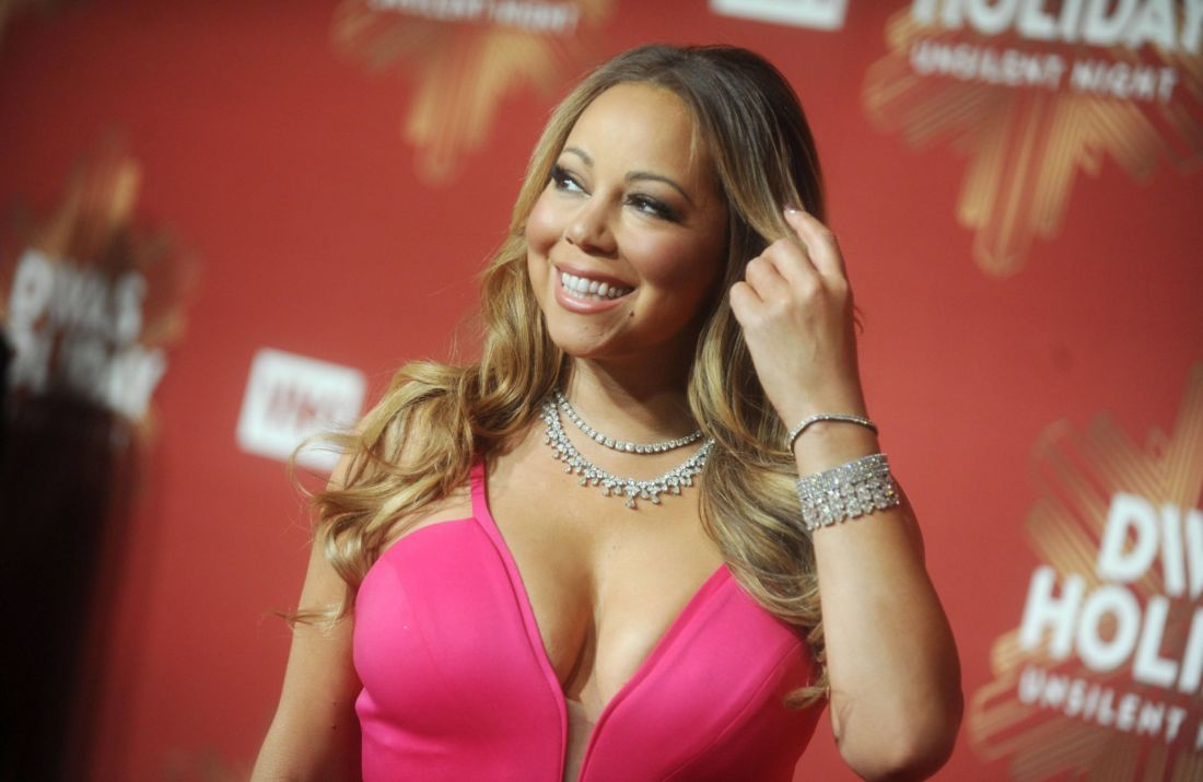 Mariah Carey: un film sur i>All I Want For Christmas Is You