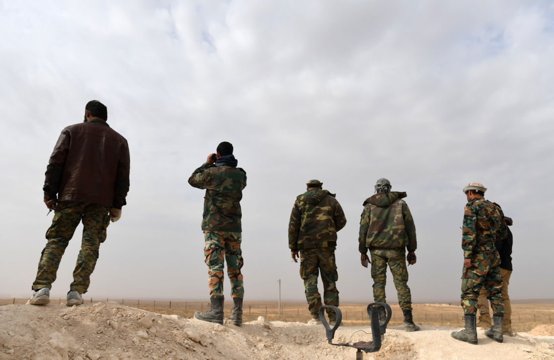 syrie conflit