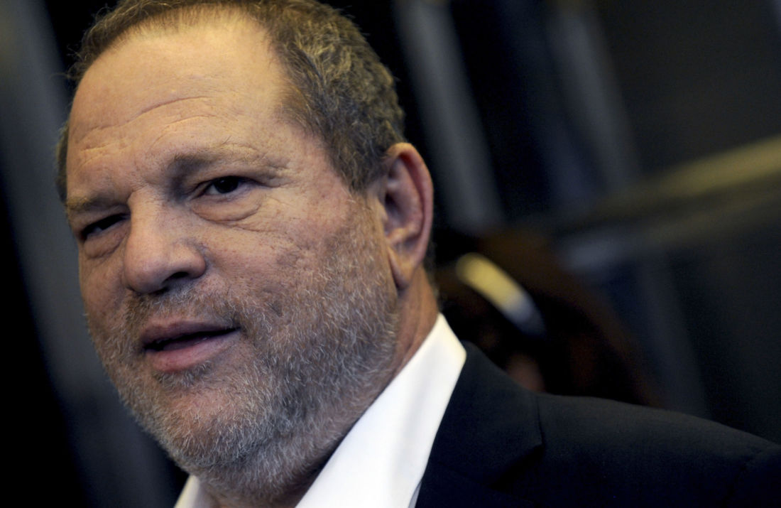 Avant l'affaire, la terrible liste noire du producteur — Harvey Weinstein