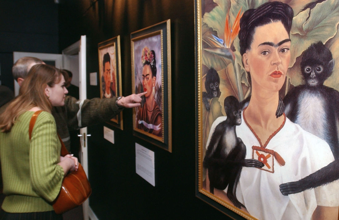 La Barbie à l'effigie de Frida Kahlo interdite par la justice — Mexique