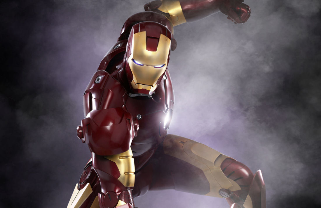 Qui a vol l armure d iron man - Image de iron man ...
