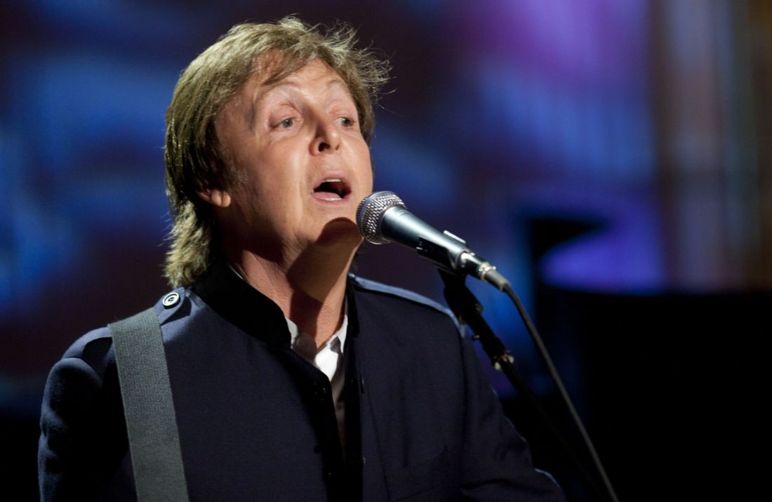Paul McCartney de retour à Abbey Road !