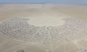burning man 2018 instagram