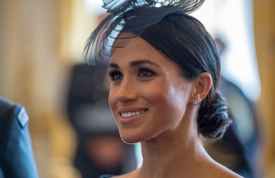 Une photo de Meghan Markle fait le buzz