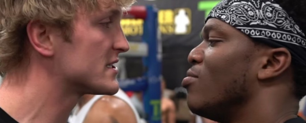 ksi logan paul boxe youtube