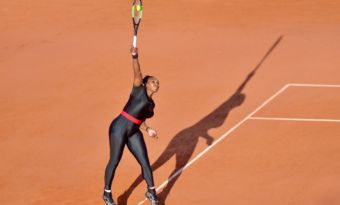 serena williams combinaison nike