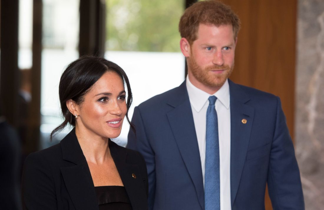Meghan Markle prince Harry Cadeau