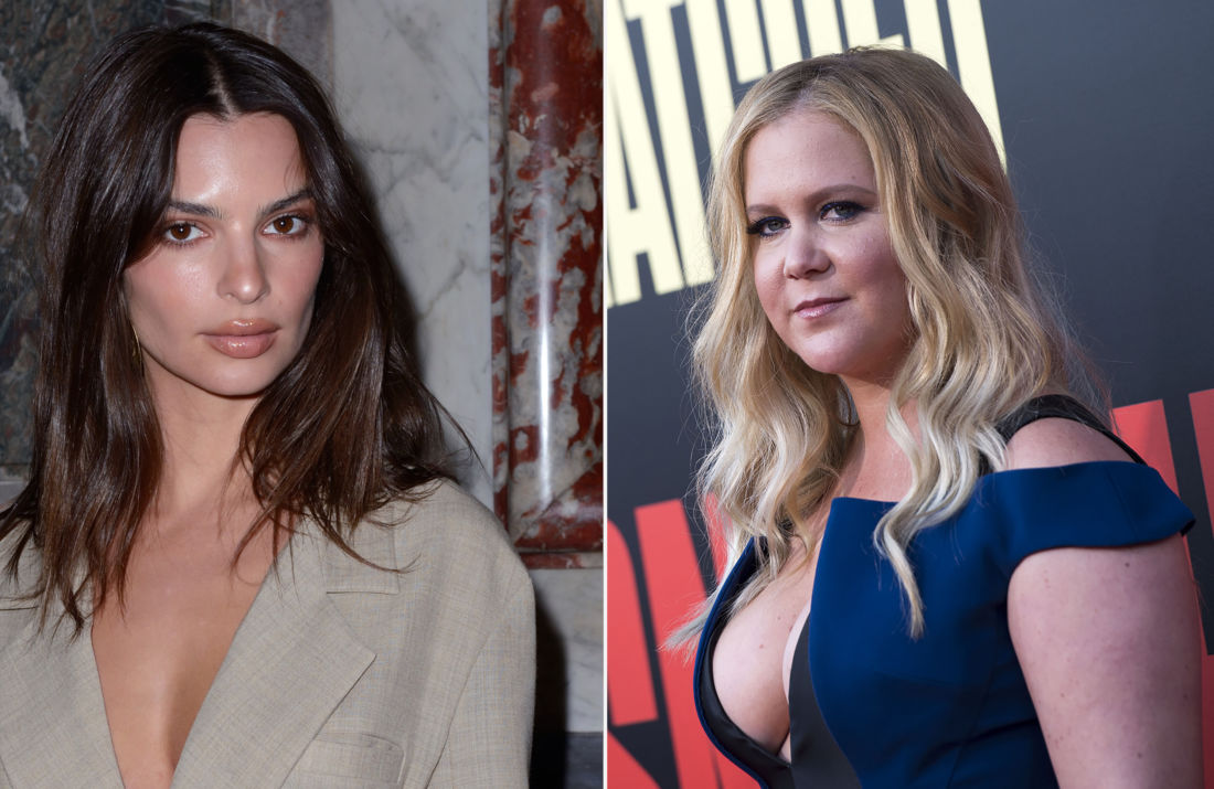 Les arrestations remarquées d'Amy Schumer et Emily Ratajkowski — Audition Kavanaugh