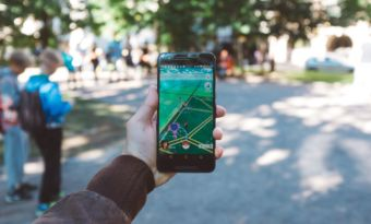Pokemon Go application jeu