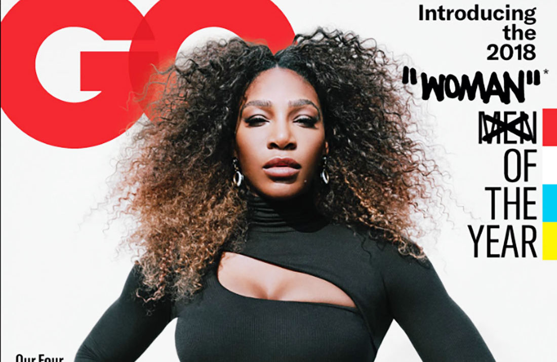 Serena Williams GQ