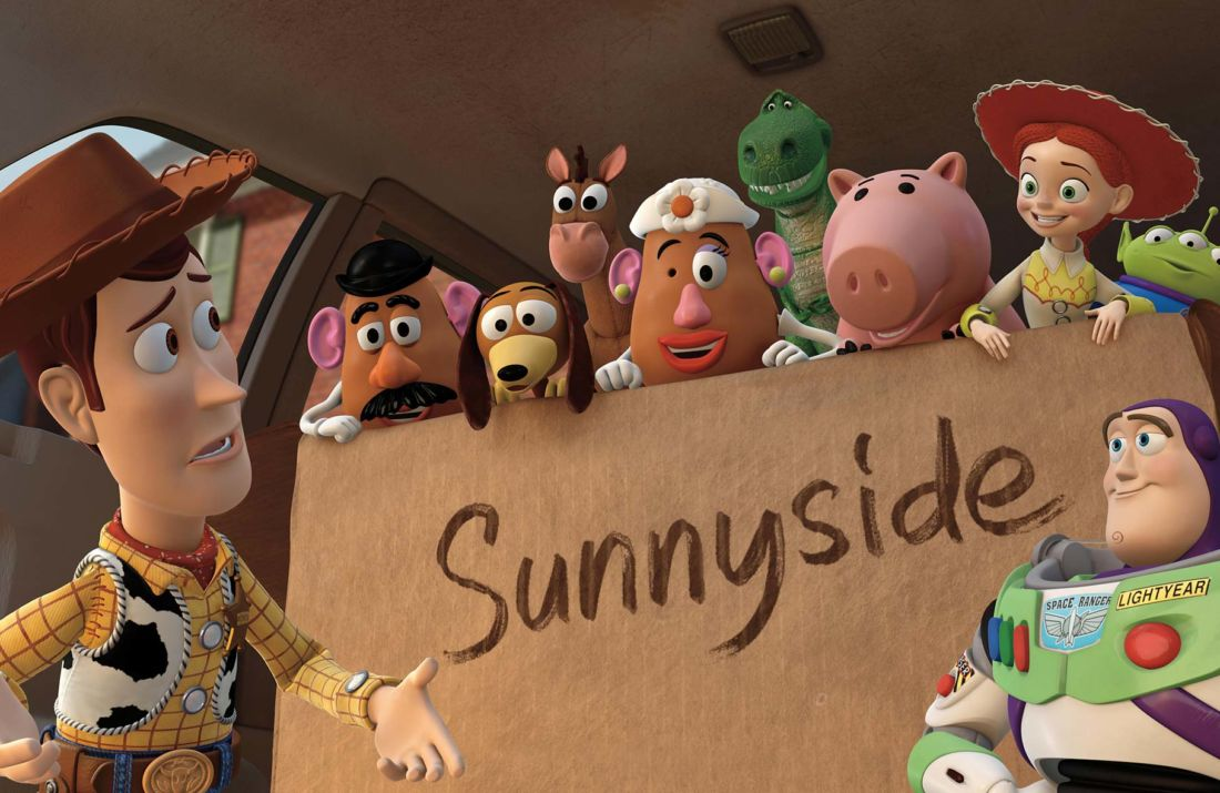 toy story 4 bande-annonce