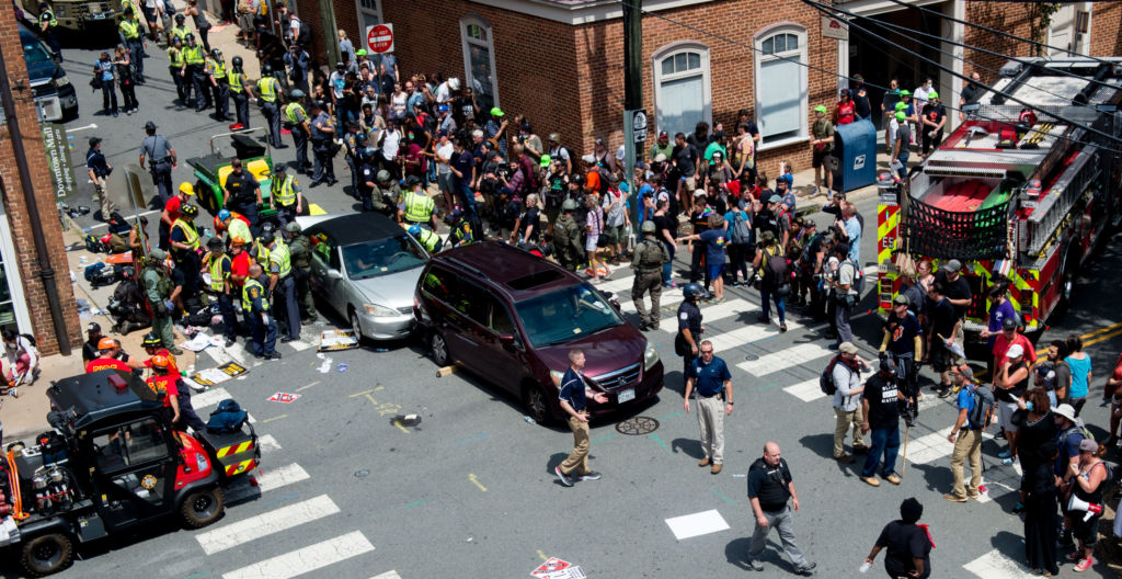 charlottesville accident