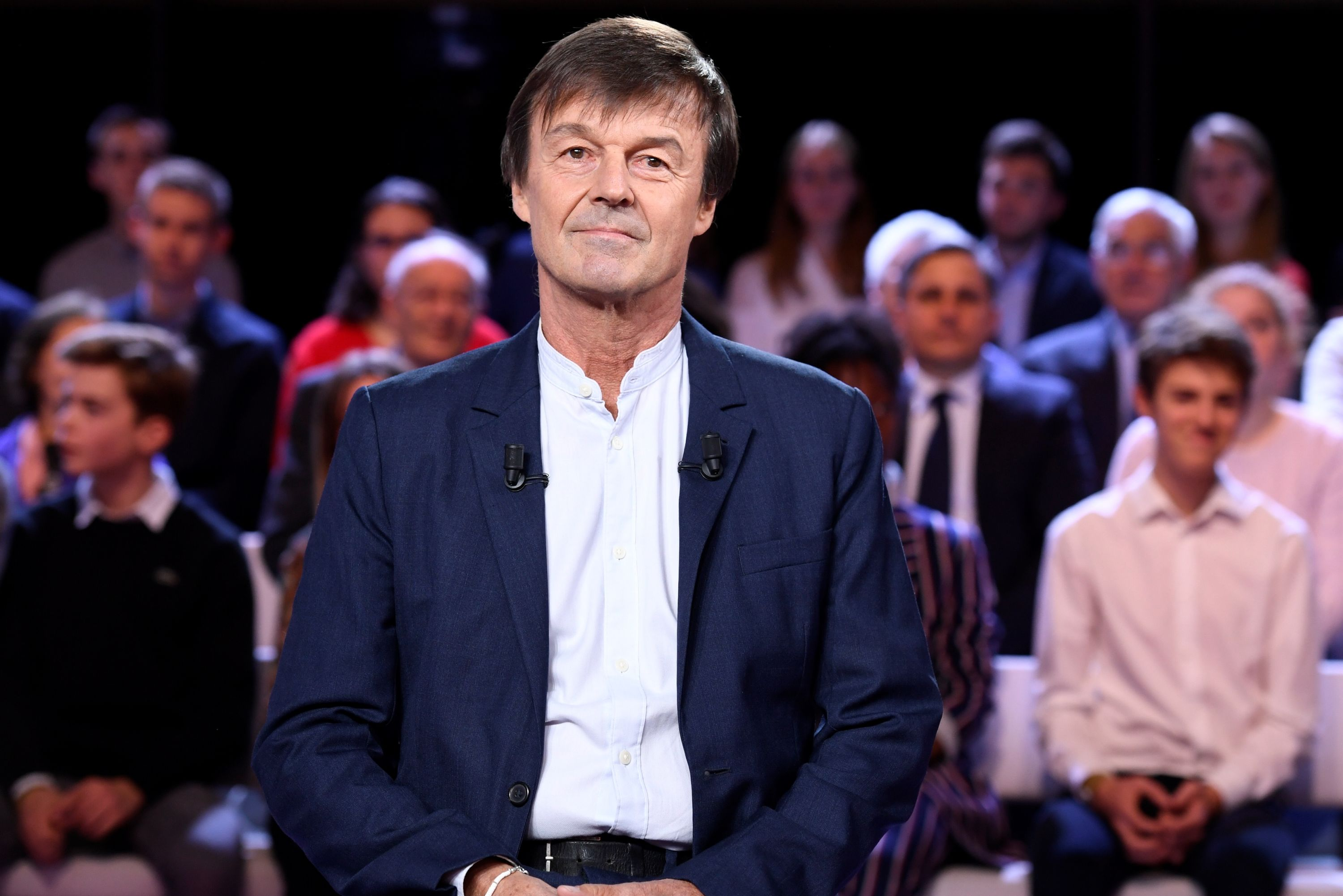 Nicolas Hulot Emission politique France 2