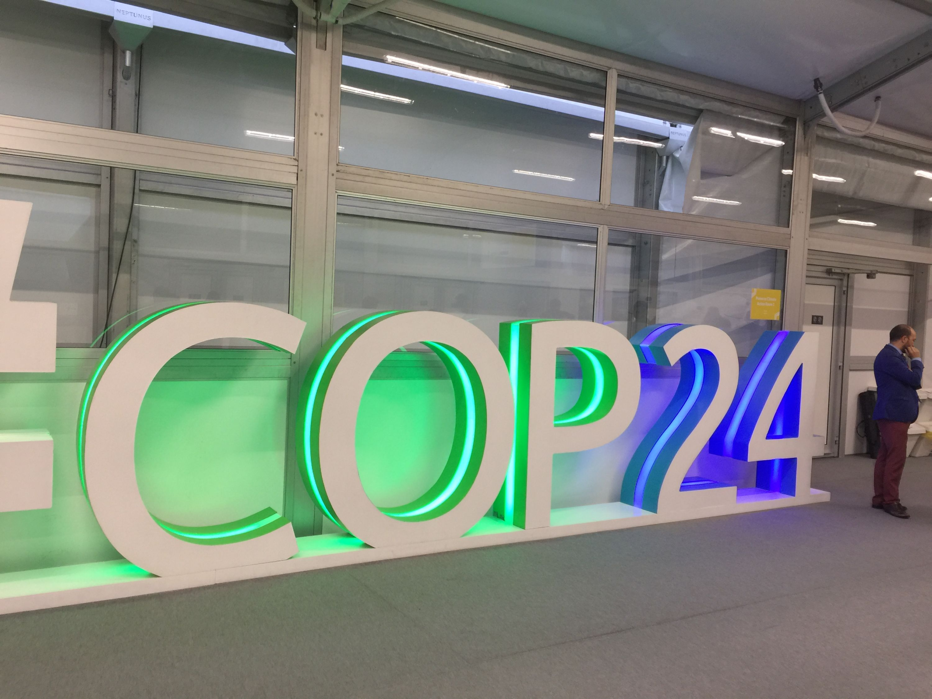 COP24 Katowice Pologne