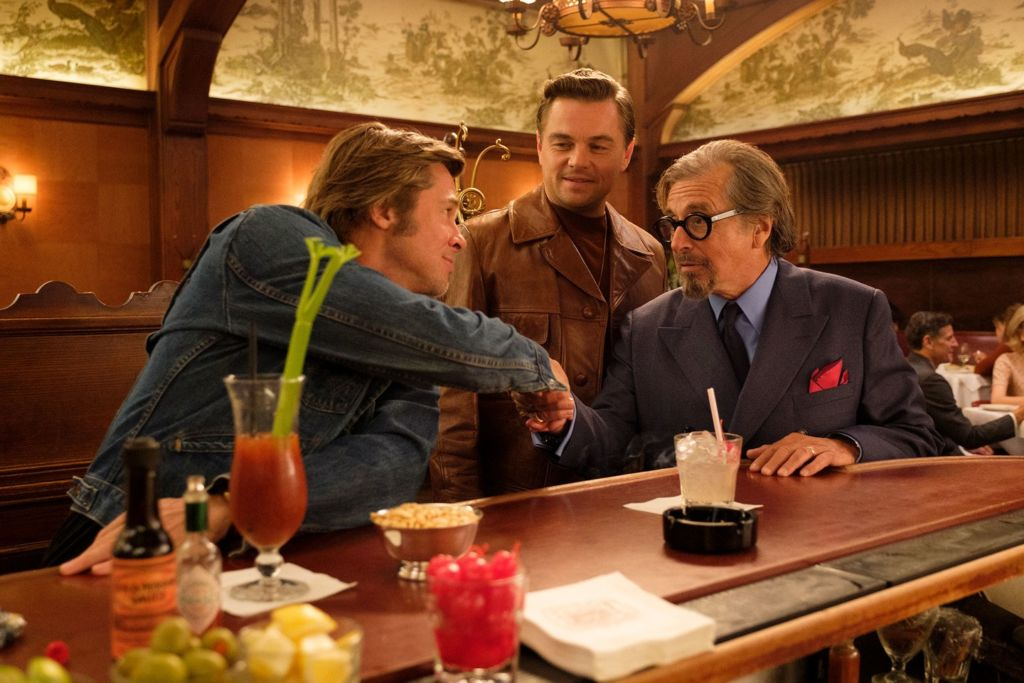 Once Upon a Time in Hollywood : Quentin Tarantino en montre plus