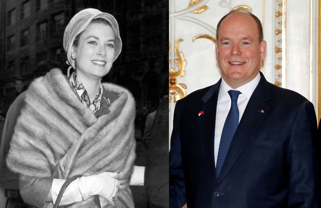Grace Kelly, Prince Albert, Monaco
