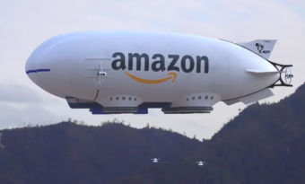 zeppelin amazon