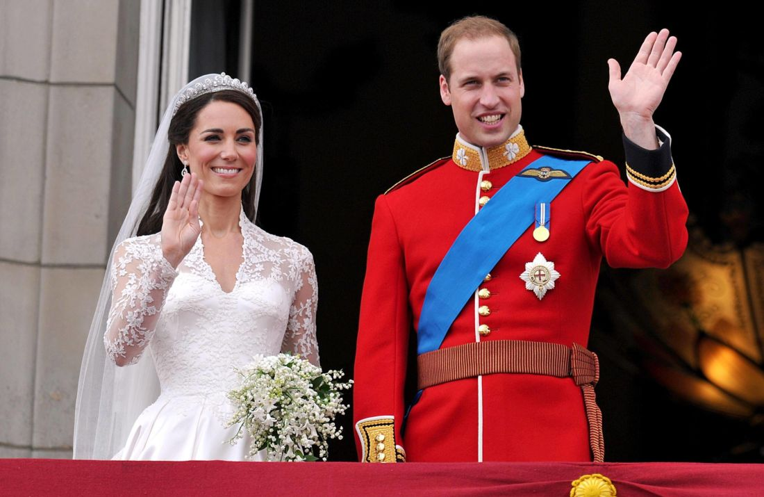 kate, william, mariage