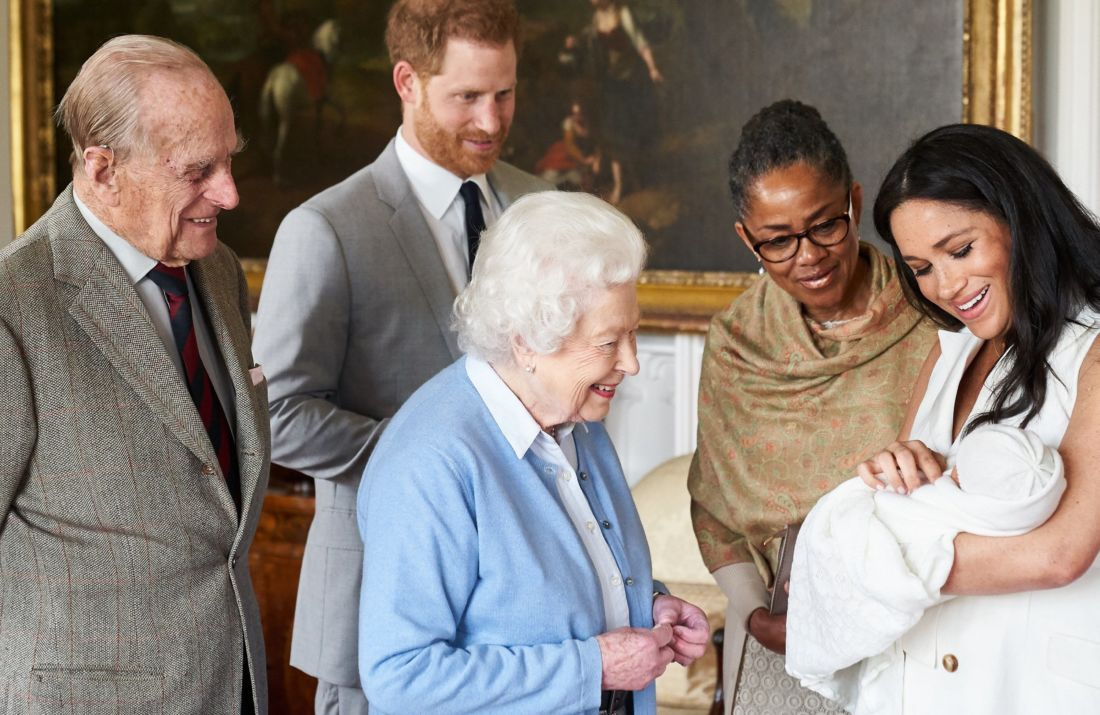 baby sussex elizabeth