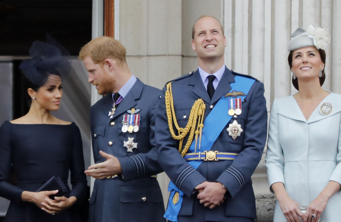 kate, william, meghan, harry