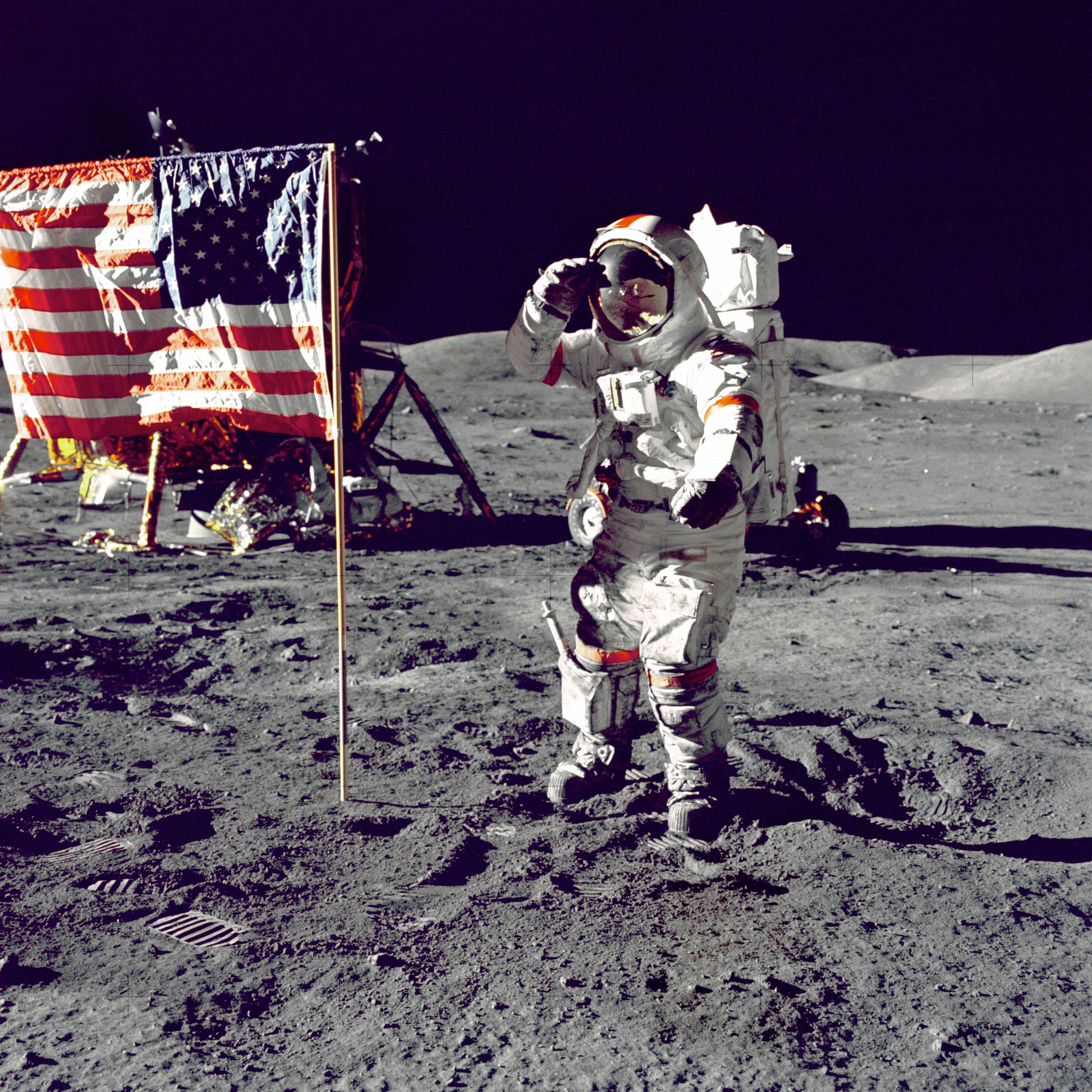 10 amazing facts about the apollo 11 moon landing - HD3000×3000