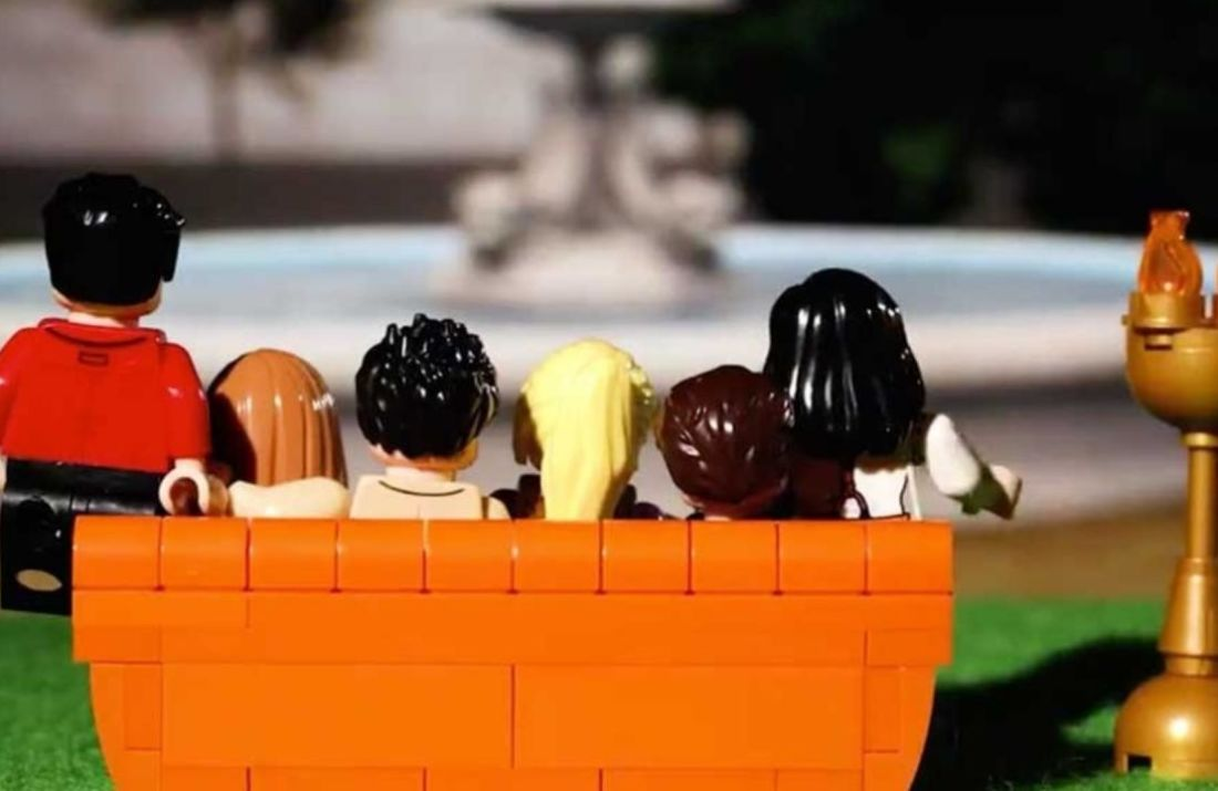 FRIENDS : le Central Perk arrive en LEGO