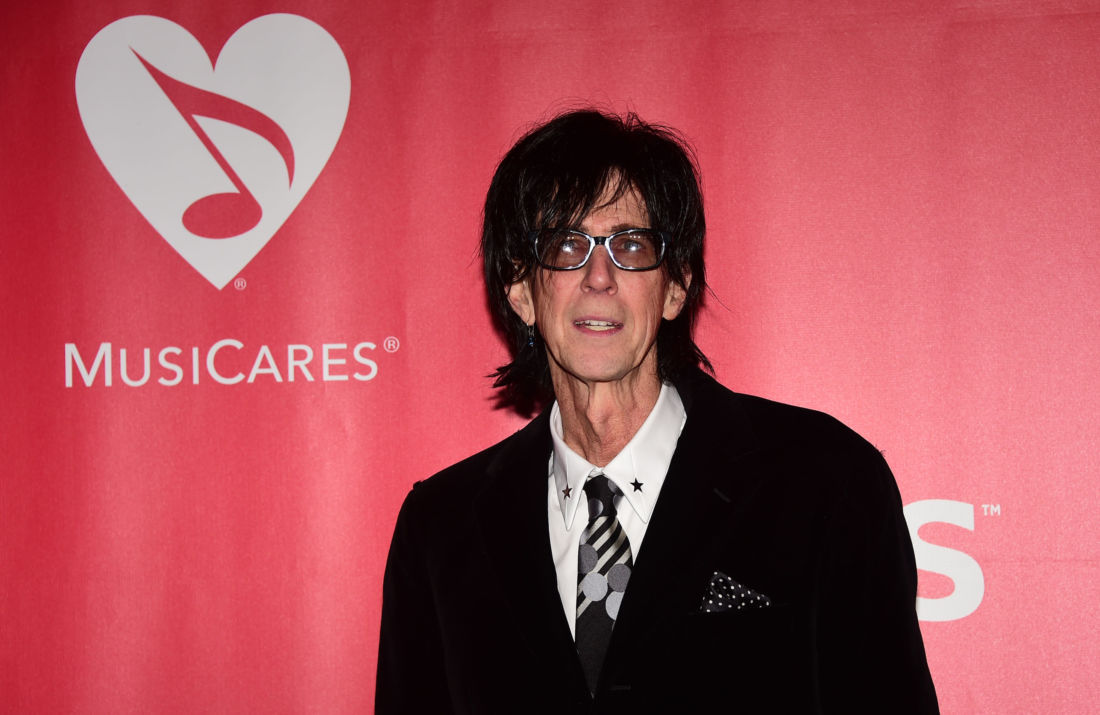 Le chanteur Ric Ocasek retrouvé mort 16 septembre 2019 — The Cars