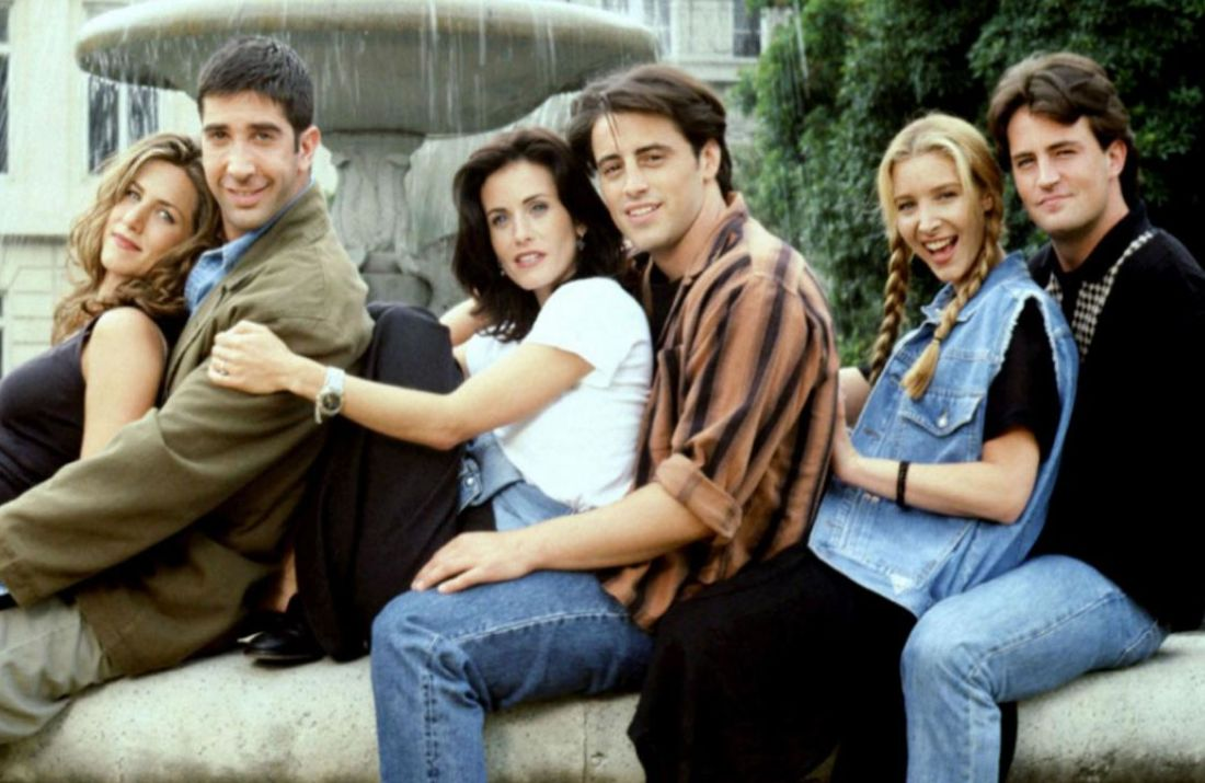 friends 25 ans