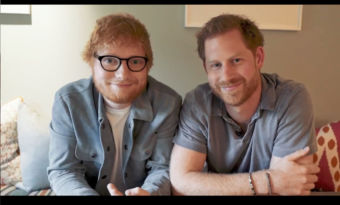 prince harry ed sheeran