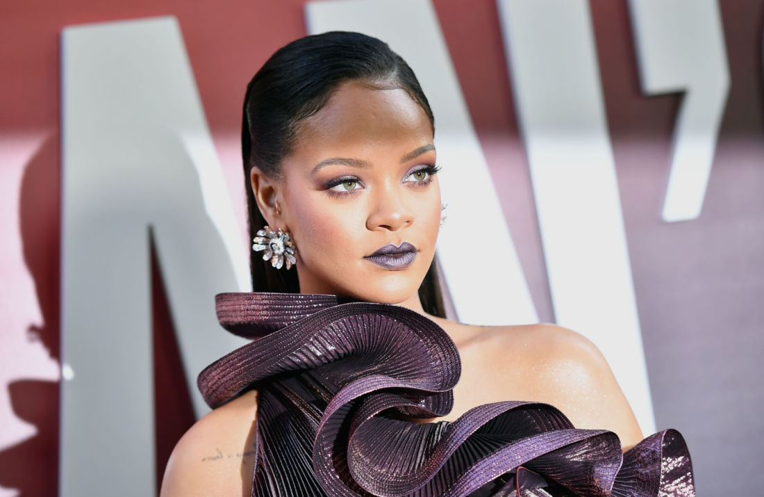 Rihanna Sort Son Autobiographie Visuelle A Travers 1 000