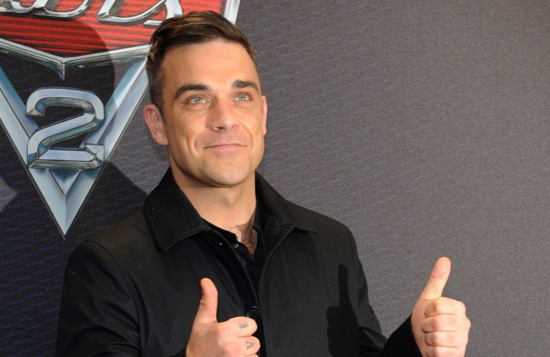 Robbie Williams sort un nouvel album pour Noël