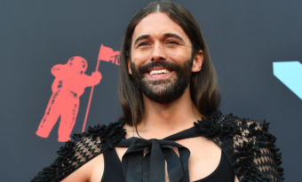 Jonathan Van Ness aux MTV Video Music Awards