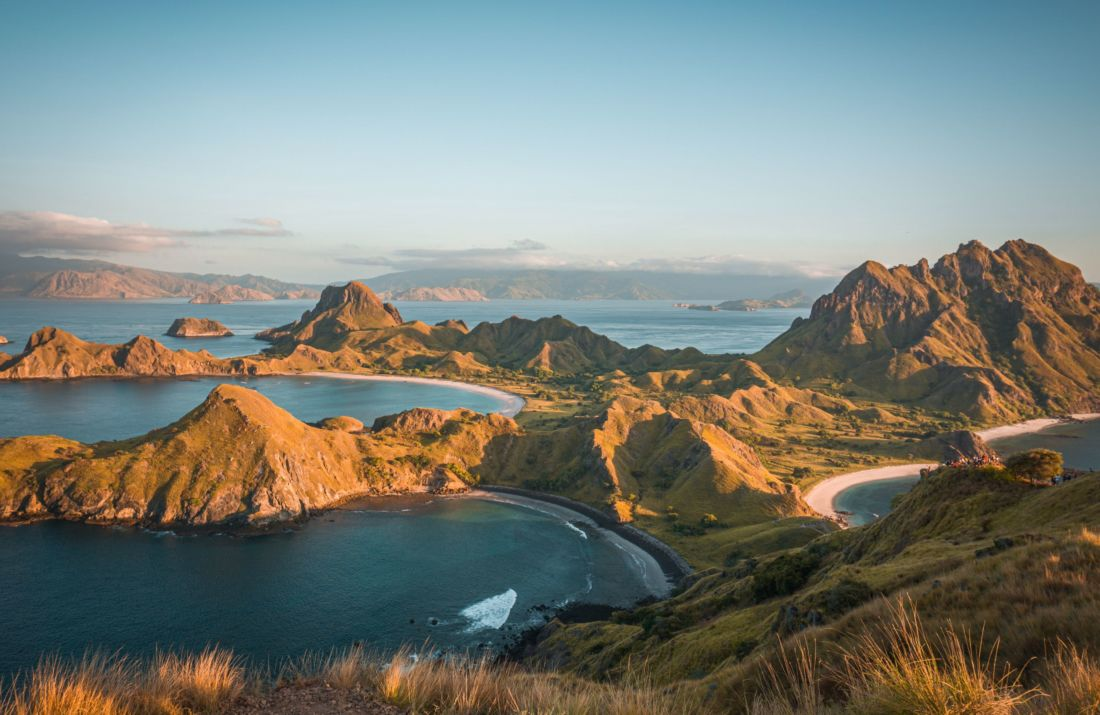 Parc National de Komodo, une merveille de la nature