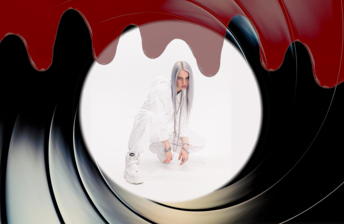 billie eilish james bond