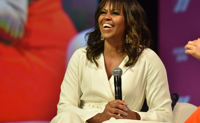 Michelle Obama playlist feel good