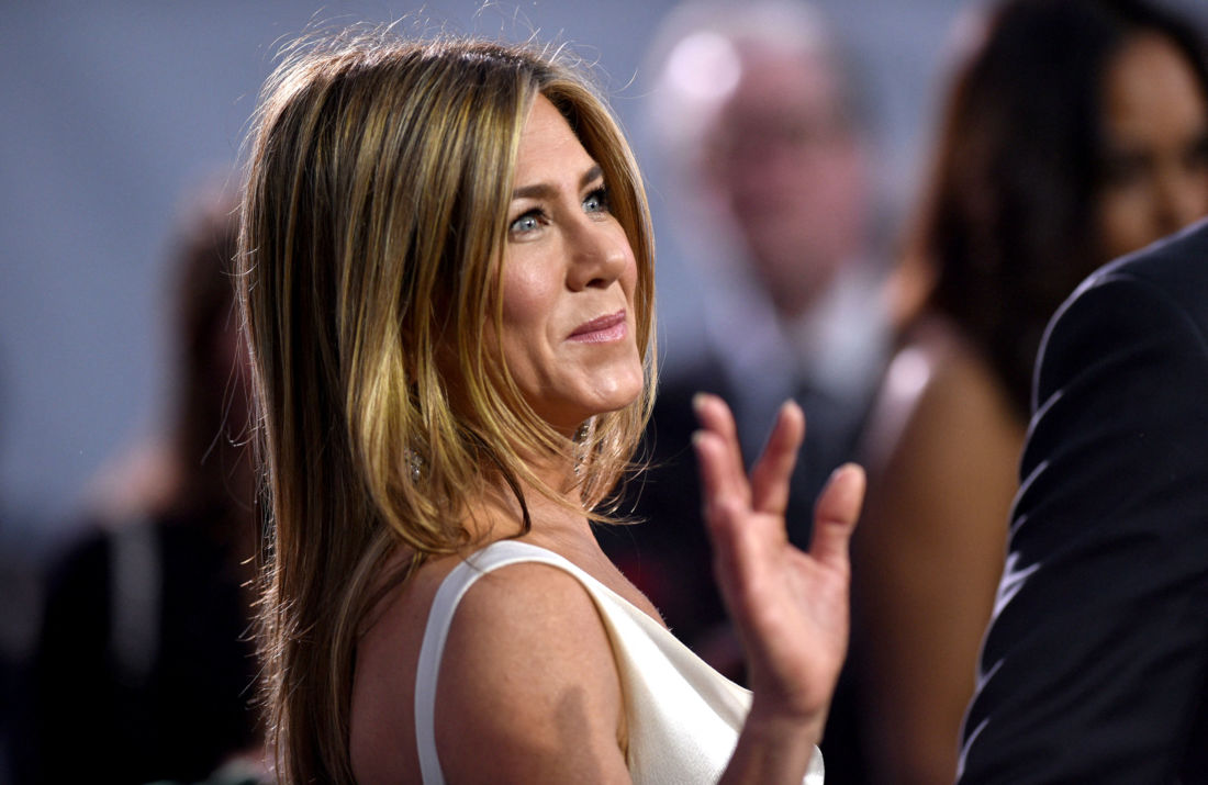 Jennifer Aniston aux Oscars