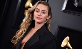 Miley Cyrus défilé Marc Jacob