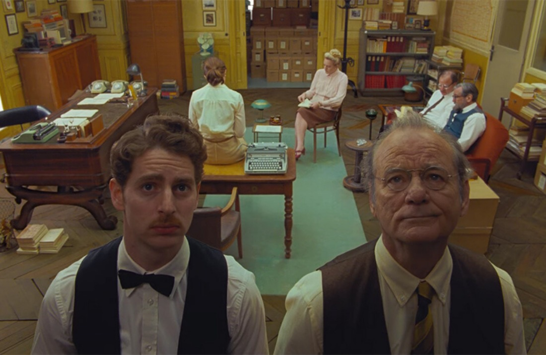 La bande-annonce prometteuse de The French Dispatch de Wes Anderson