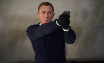 James bond ne sortira pas à cause du coronavirus