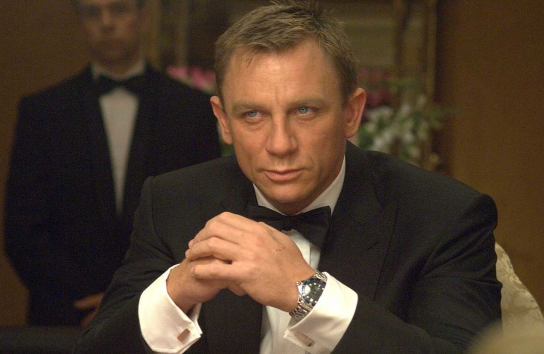 daniel craig parodie james bond snl