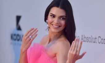 kendall jenner confinement road trip
