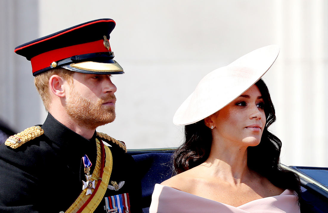 Le prince Harry et Meghan Markle lancent leur association caritative