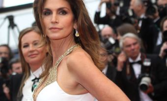 Cindy Crawford rencontre Diana
