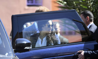 Meghan et Harry incognito à Los Angeles