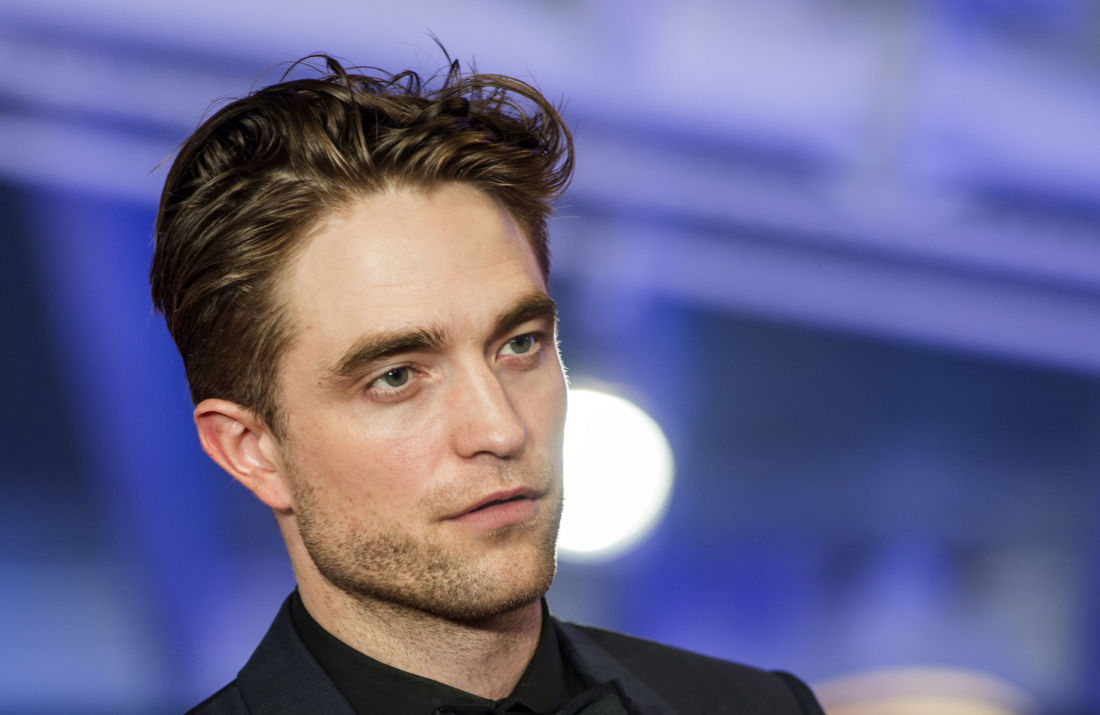 robert pattinson pâtes confinement