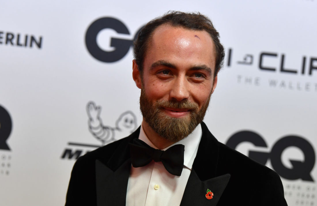 Par amour, James Middleton a opté pour un changement de look radical.