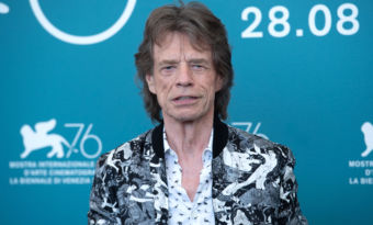 mick jagger confinement