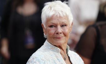Judi Dench Vogue