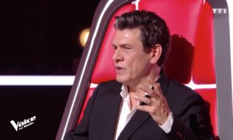The Voice Marc Lavoine Vitaa
