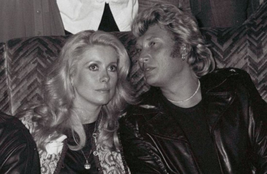 Johnny Hallyday et Catherine Deneuve : L'amour au long cours